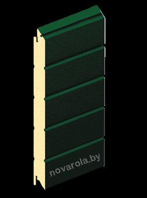 Светло-зелёный RAL 6005.