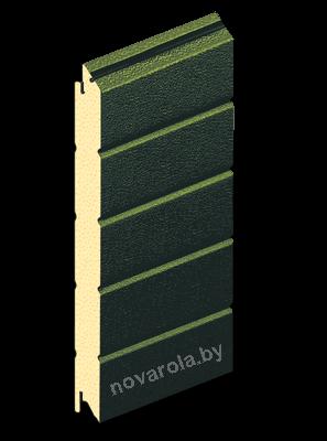 Тёмно-зелёный RAL 6009.