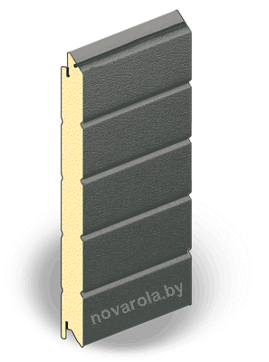 Серый RAL 7016.