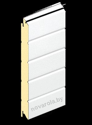 Белый RAL 9016.