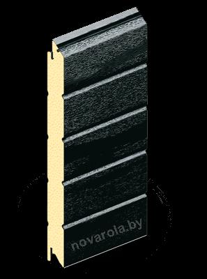 Черный RAL 9005.
